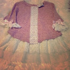 little girl sweater